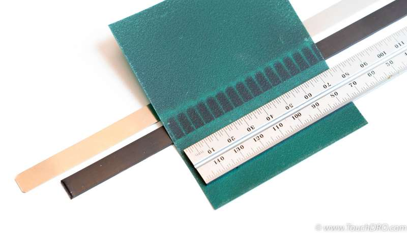 Tape used in Magnetic DRO scales