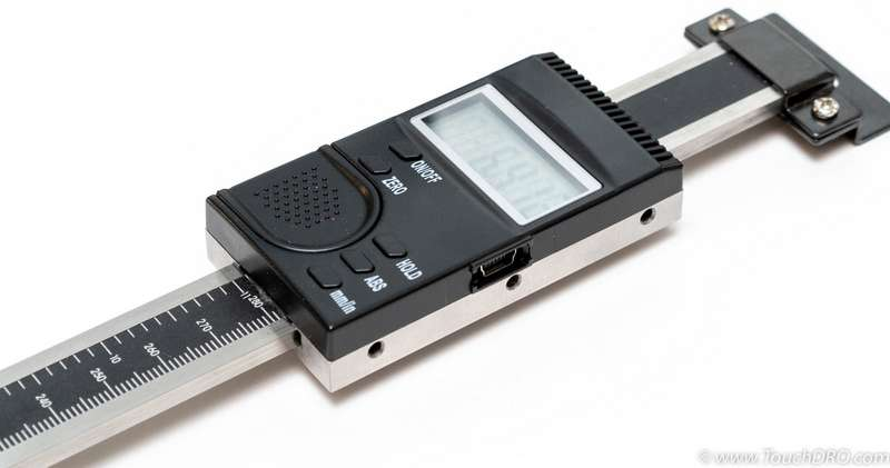 Vertical Type Digital Linear Scale (5401-xxx)